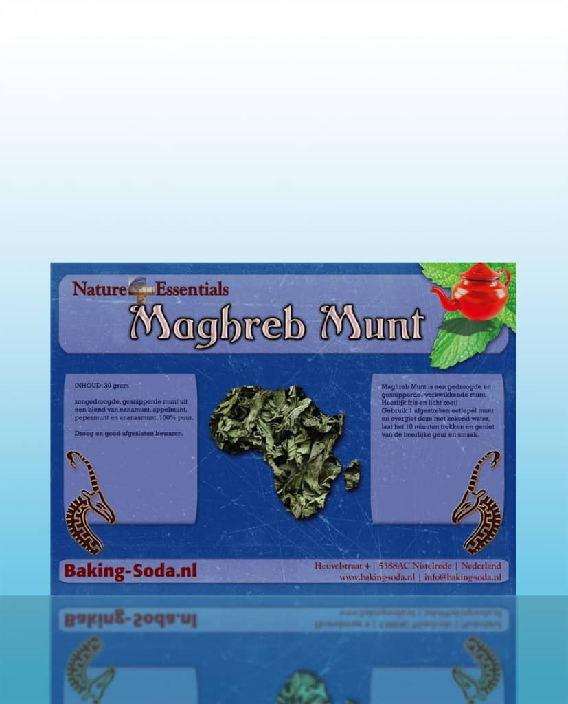 maghreb munt – Baking Soda NL