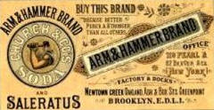 Advertentie Baking Soda 1888