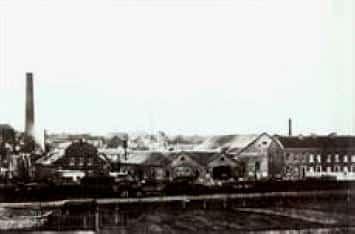 Couillet fabriek