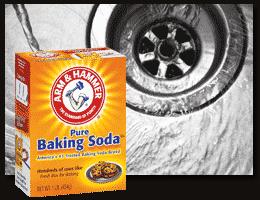 Baking Soda voor het gebruik in huis