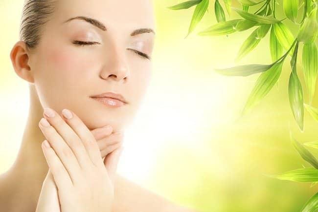 Rozemarijn huidverzorging