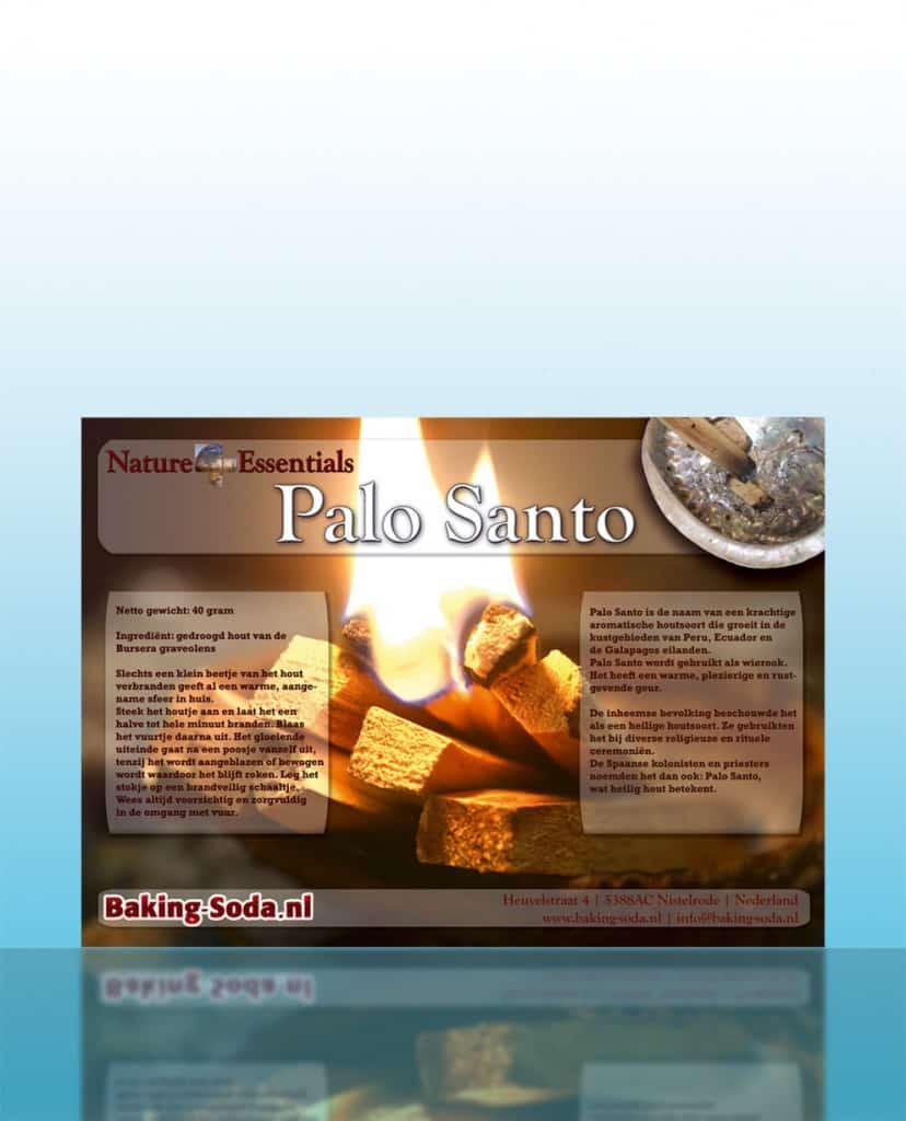 Palo Santo aroma – Baking Soda NL