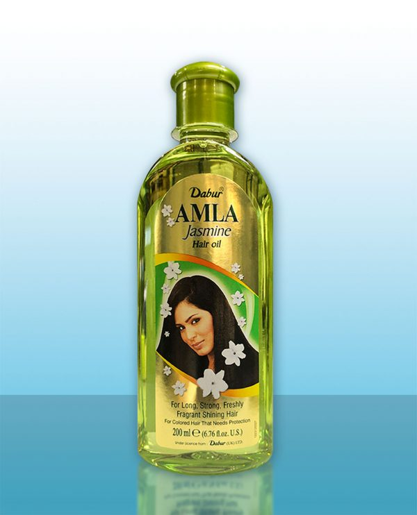 Amla Jasmijn haarolie Dabur