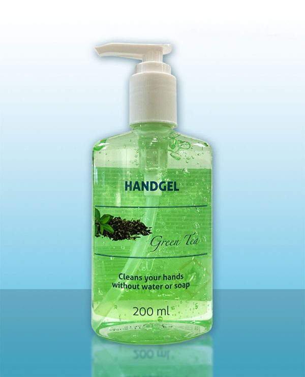 Handgel Green Tea