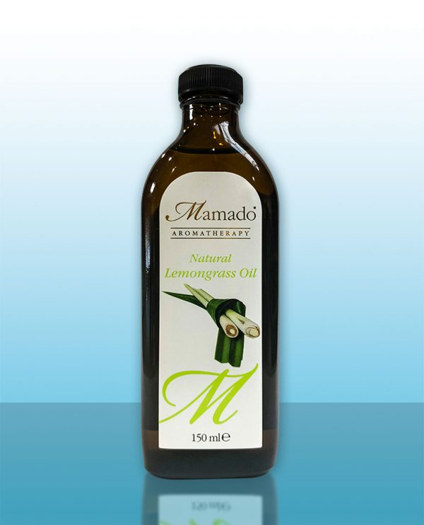 Lemongrass olie Mamado