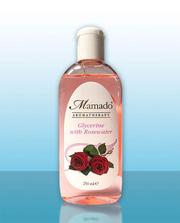 Glycerine met rozenwater Mamado