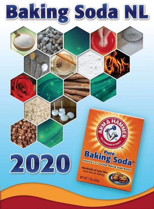 Baking Soda Jaarkalender 2020