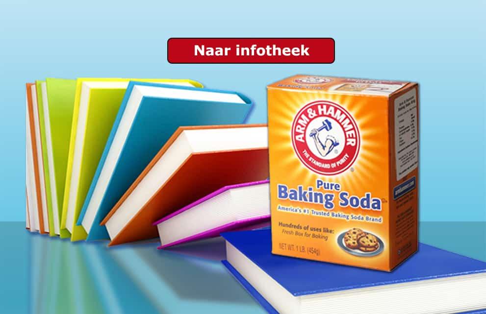 Naar Baking Soda Infotheek