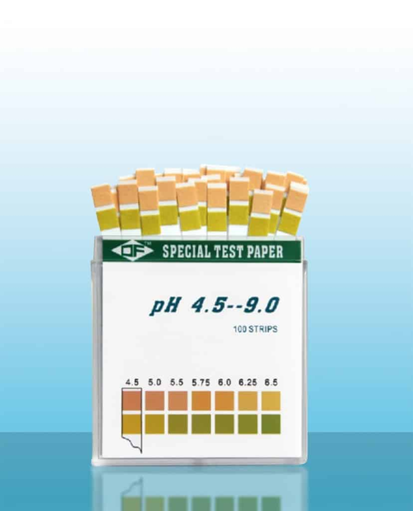 pH-strips – Baking Soda NL