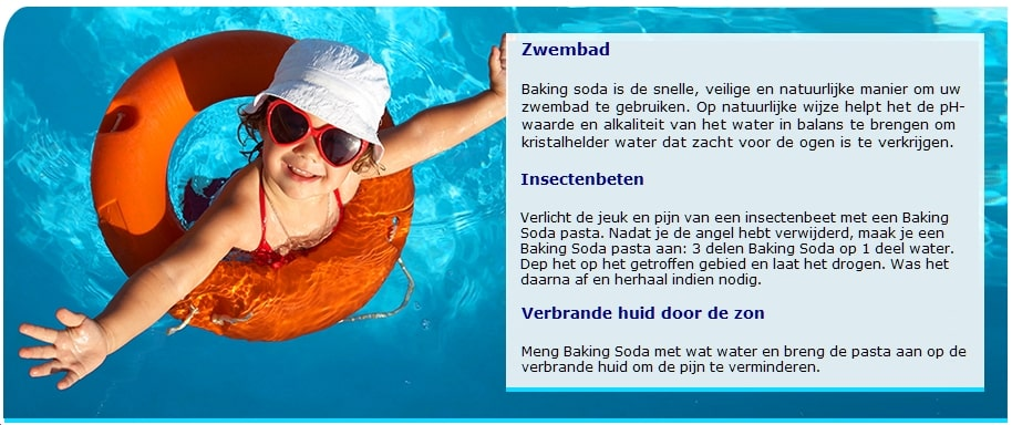 zwembad-met-baking-soda-nl