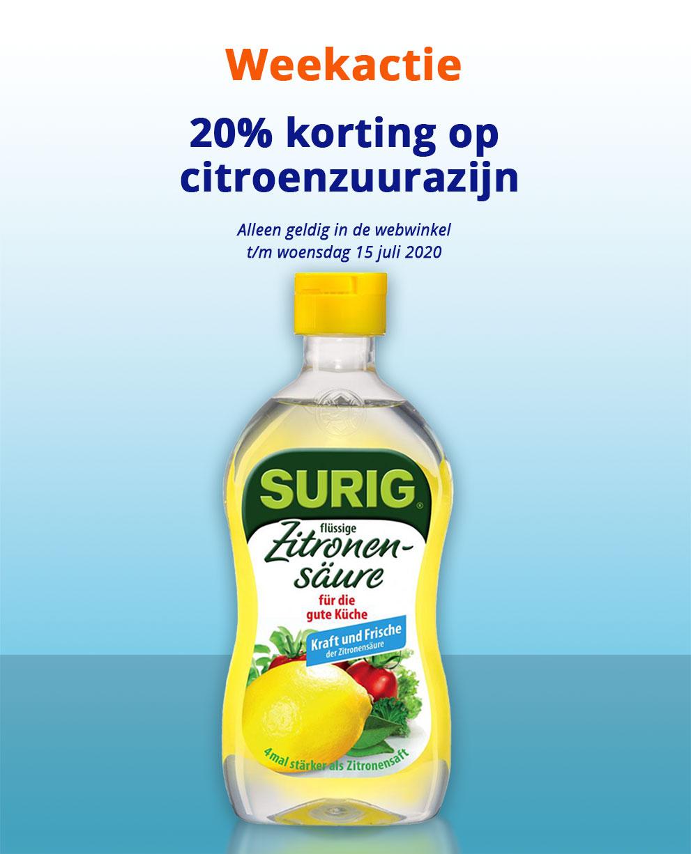 Weekactie-citroenzuurazijn-juli2020-bakingsoda-nl